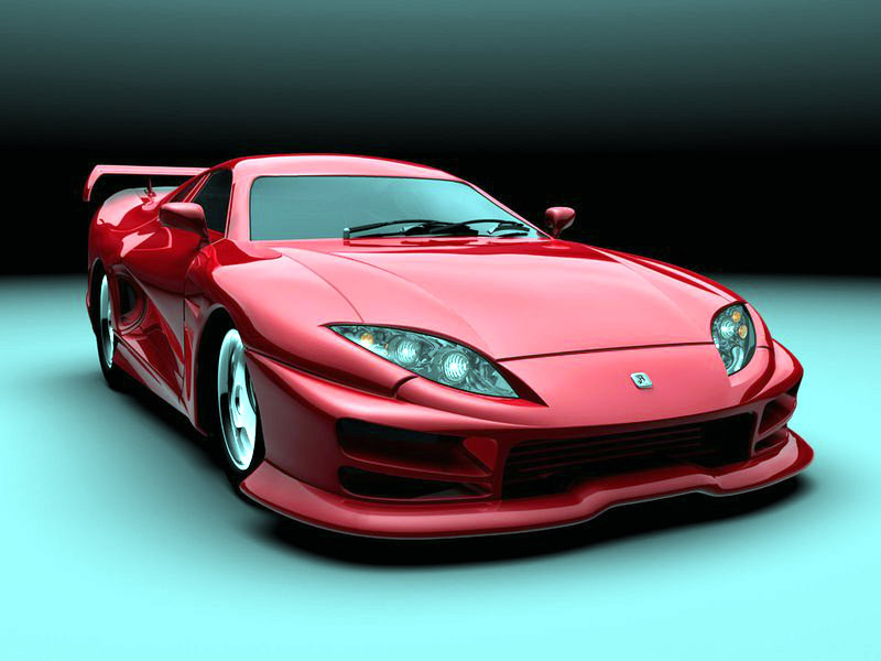3d Racing Car Wallpaper Sports Cars Pictures In High Quality Hd Wallpapers