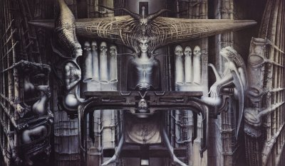 H. R. Giger HD Wallpapers / Desktop and Mobile Images & Photos