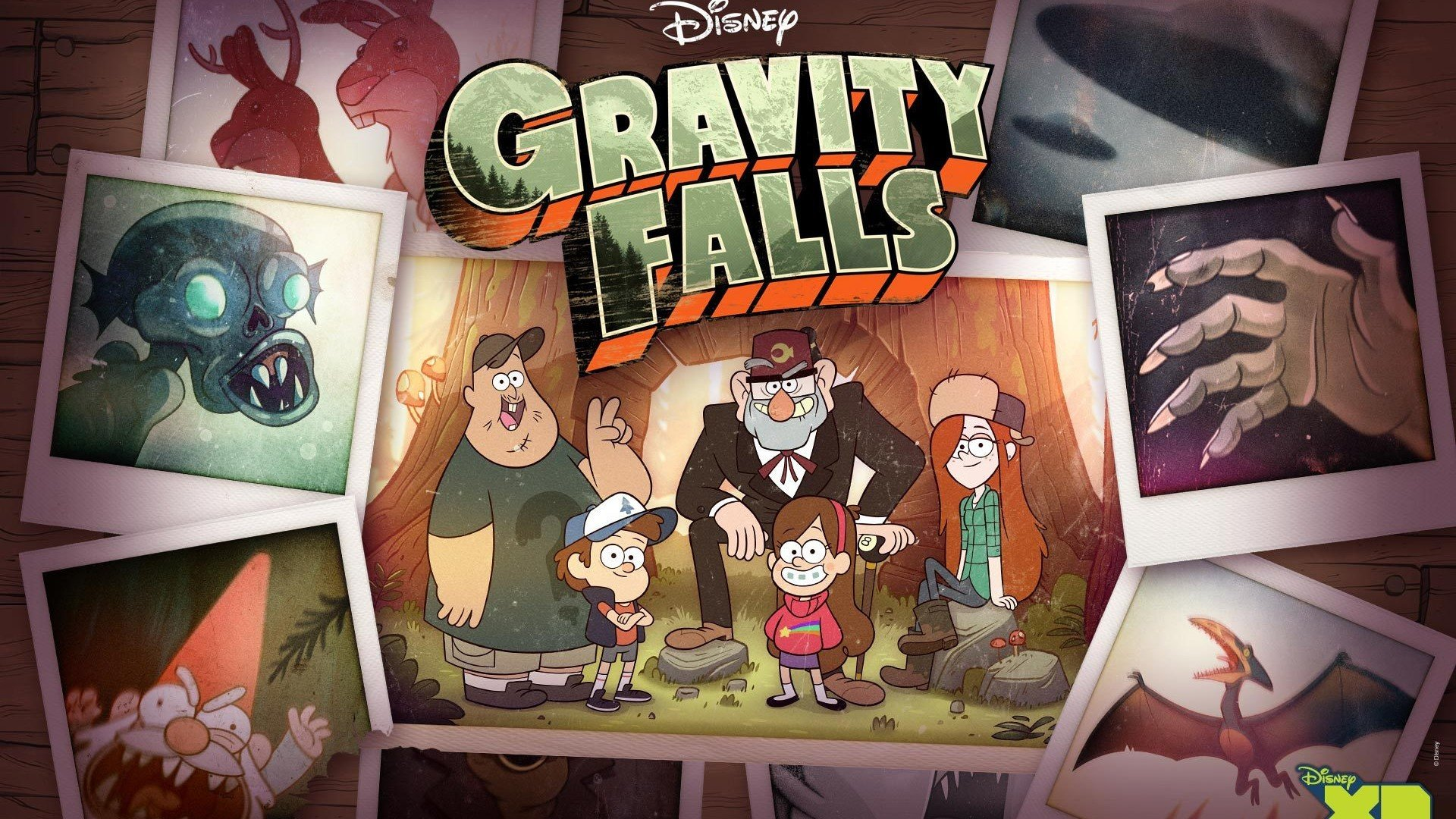 Free Fall Hd Wallpapers Gravity Falls Hd Wallpapers Desktop And Mobile Images