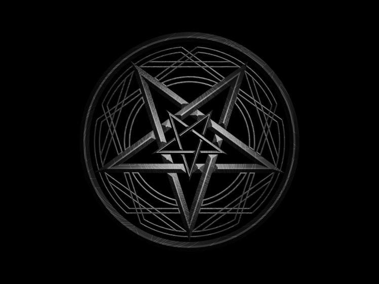 Skull Wallpaper For Mobile 3d Gothic Pentagram Hd Wallpapers Desktop And Mobile