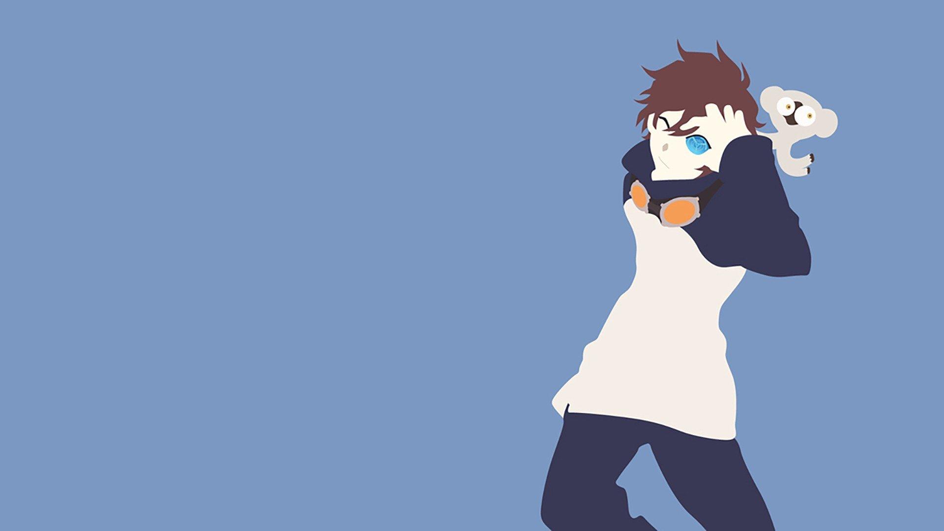 Your Lie In April Quotes Wallpaper Kekkai Sensen Leonardo Watch Sonic Speed Monkey Hd