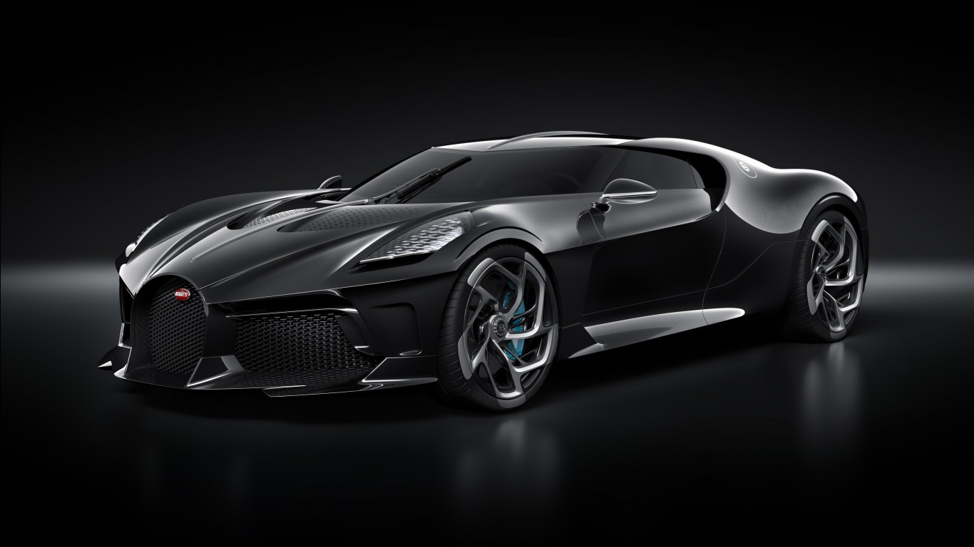 Pure And Original Bugatti La Voiture Noire 2019 Geneva Motor Show 5k