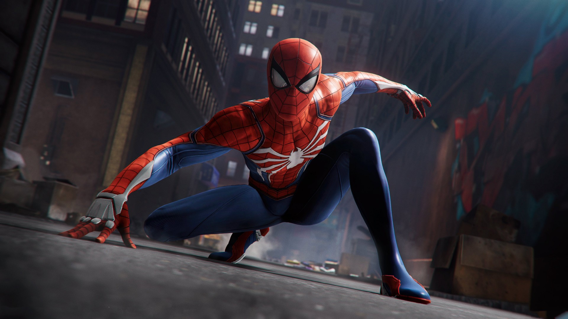 Spiderman Games Spider Man Ps4 Game 4k Wallpapers Hd Wallpapers Id 23854