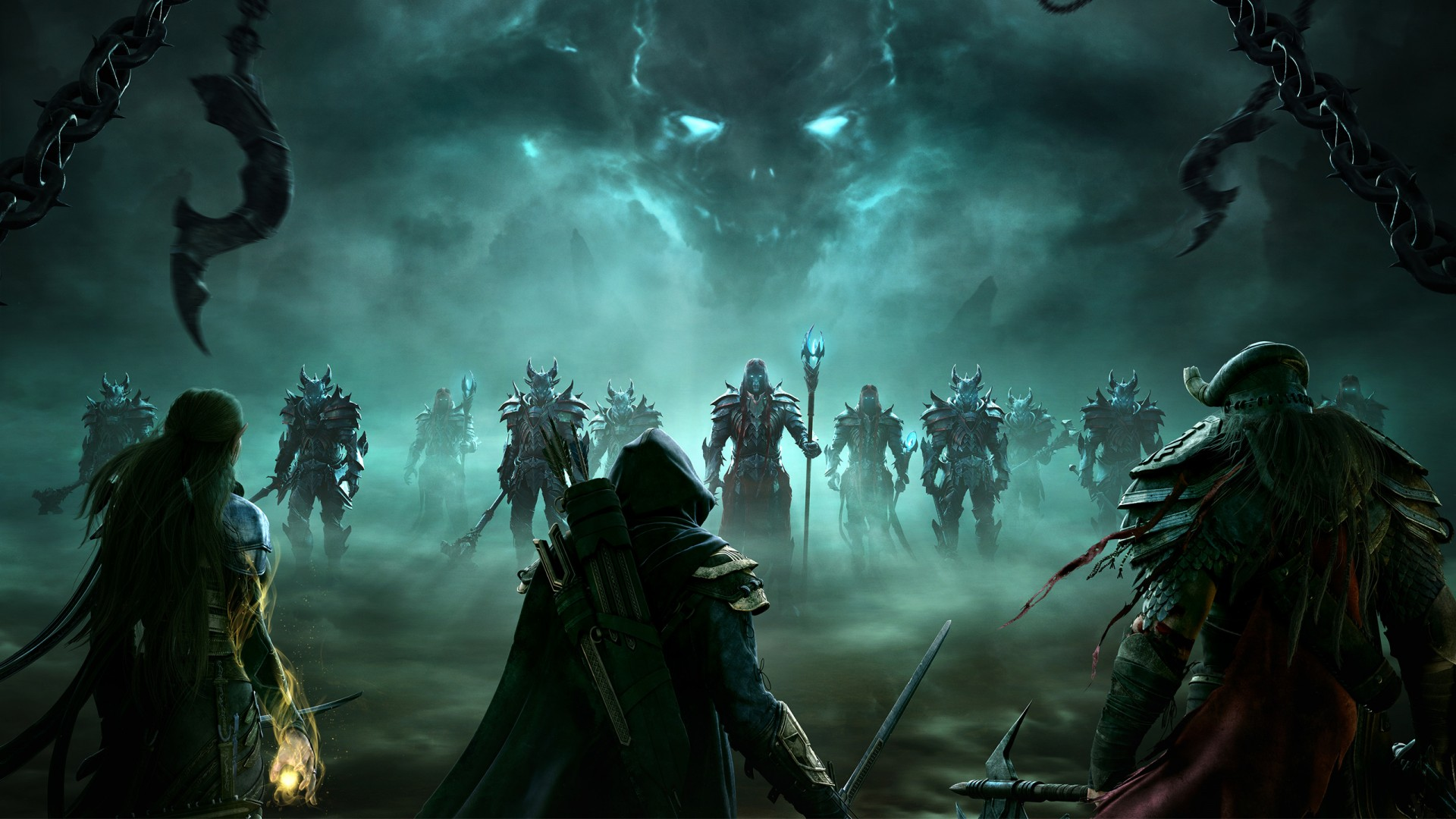 The Elder Scrolls Online The Elder Scrolls Online Wallpapers Hd Wallpapers Id