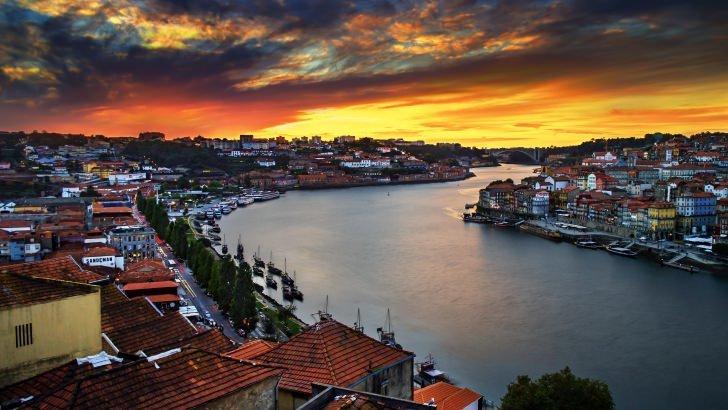 Amazon Fire 3d Wallpaper Enchanting Porto Wallpaper World Hd Wallpapers