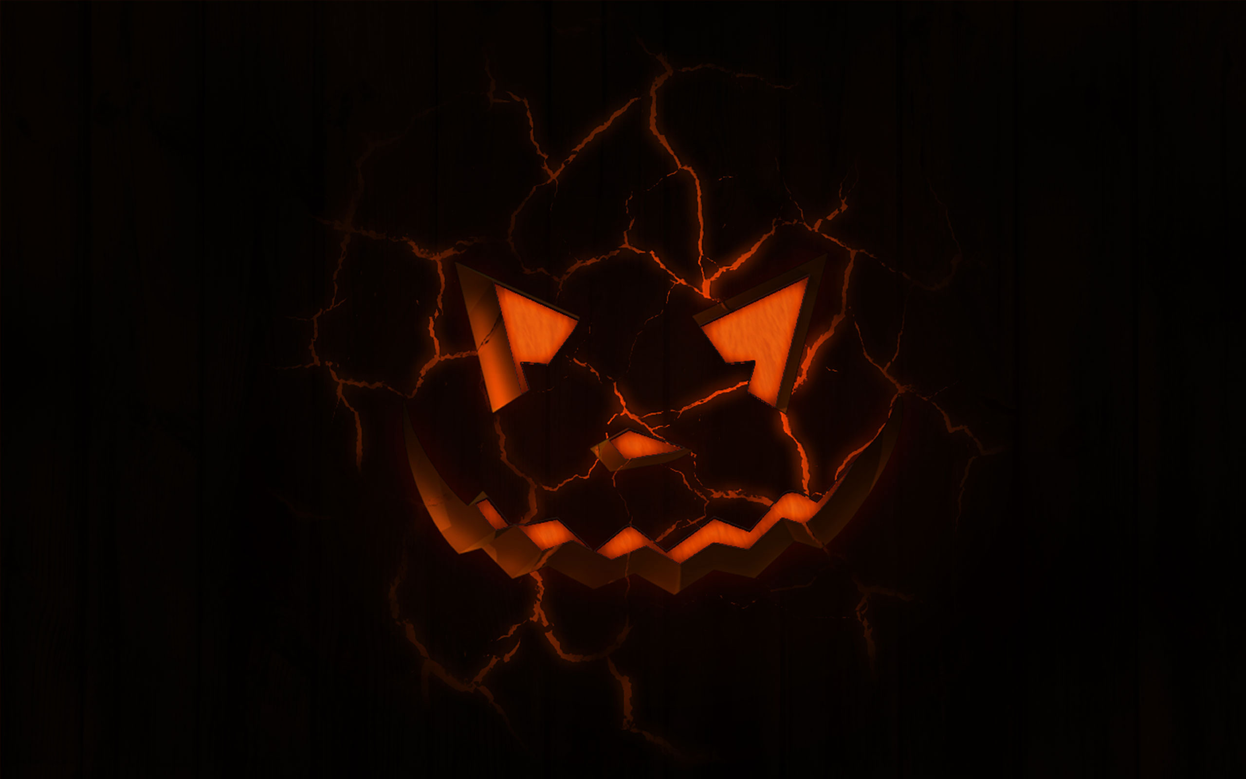 Free Hd Live Wallpapers For Android Phones Scary Pumpkin Wallpaper 25773 2560x1600 Px Hdwallsource Com