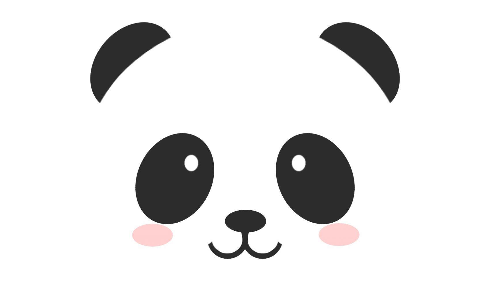 Cute Girl Background Wallpaper Cute Panda Wallpaper 15787 1680x1050 Px Hdwallsource Com