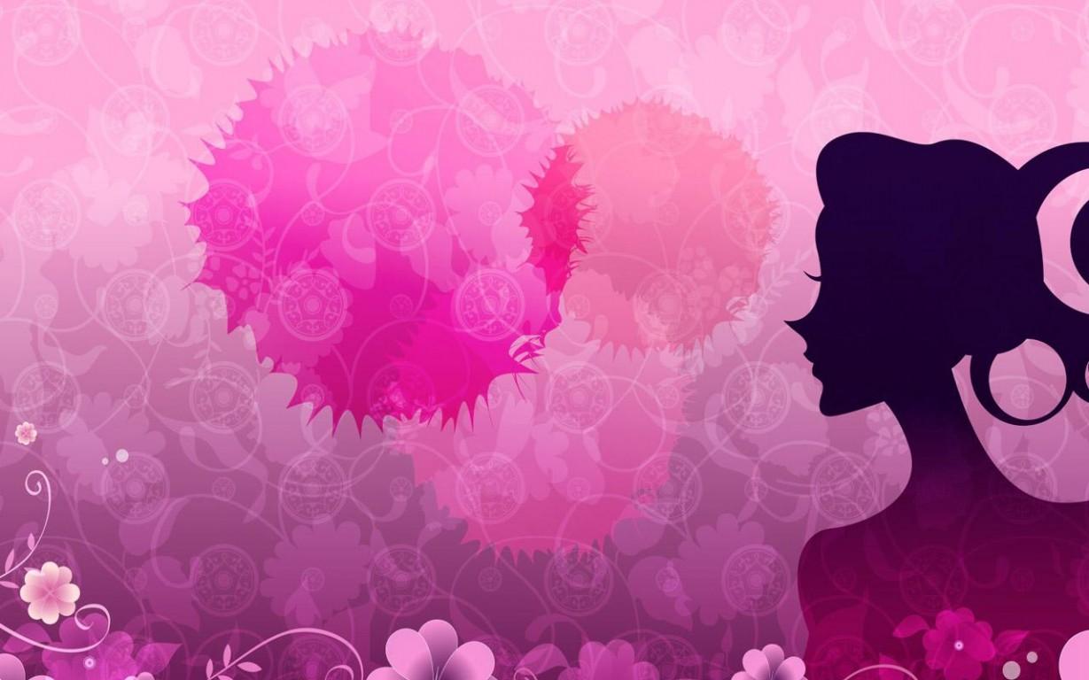 Wallpaper Cartoon Islamic Girl Top Pink Picture 4735 Hdwpro