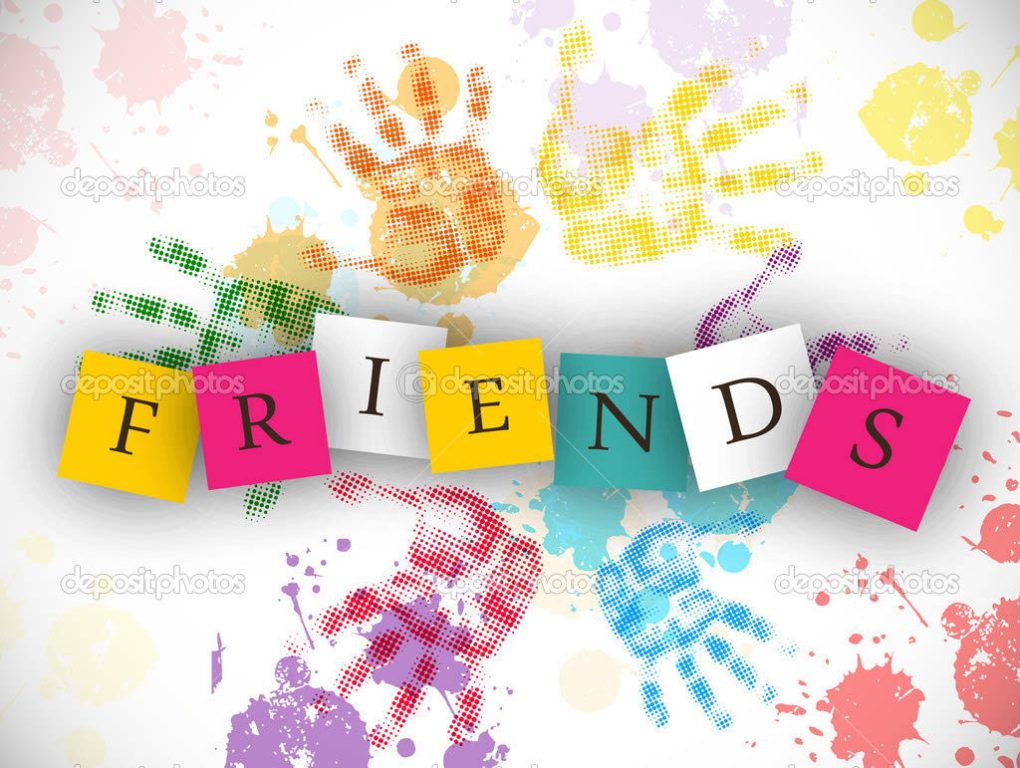 3d Colours Wallpaper Heart Friendship Image 5904 Hdwpro