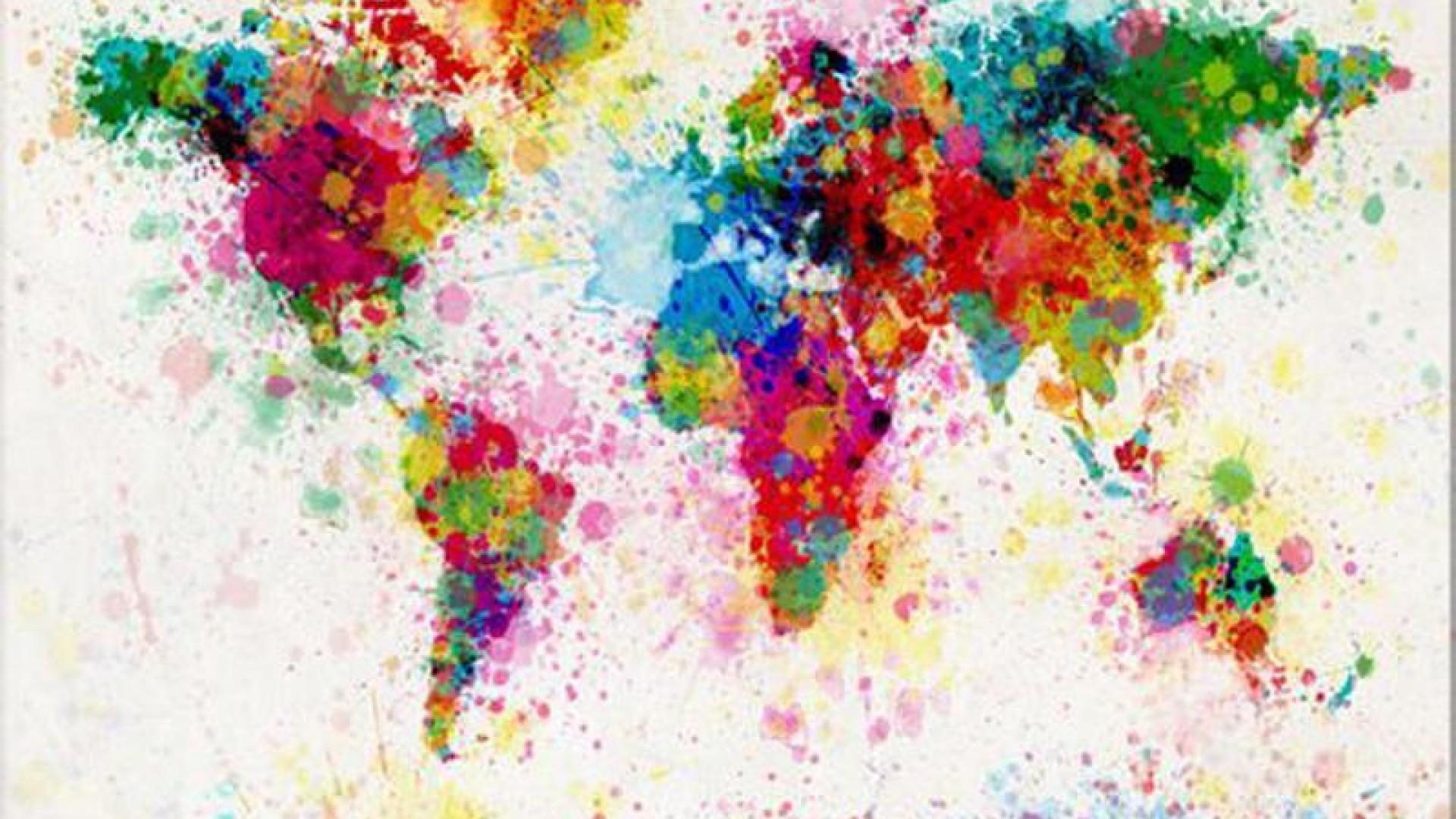 Free Falling In Love Wallpaper Colourful Wallpaper 7856 Hdwpro