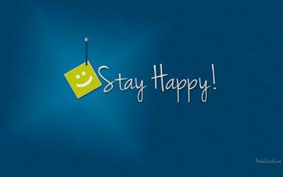 Be Happy Wallpapers 13328 - HDWPro