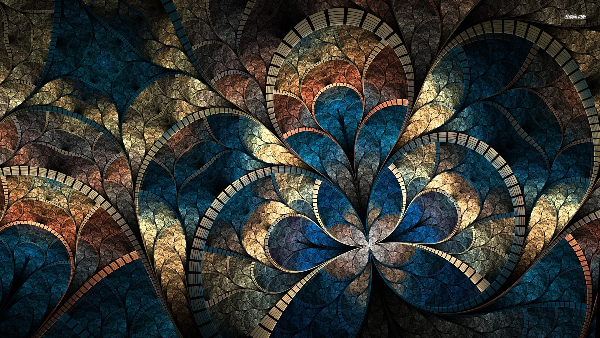 Islamic Quotes And Wallpapers Fractal Design Wallpaper 17608 Hdwpro