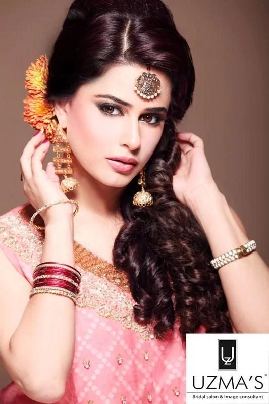 4 Hairstyles Pakistani