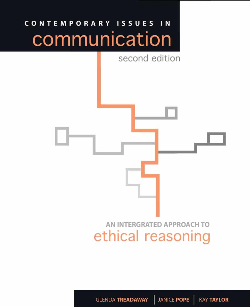 Contemporary Issues in Communication An Integrated Approach to