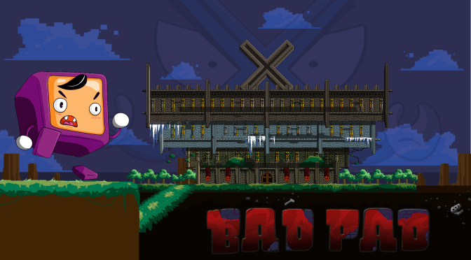 Devblog part #25 – Bad Pad – Demo – Level 4 released!