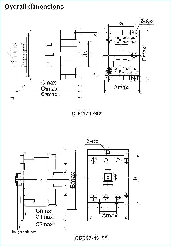 square d size 2 starter wiring diagram