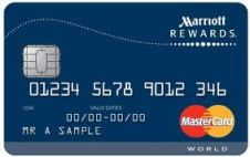 Marriott Rewards UK credit card review