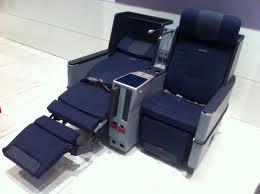 airberlin J seat