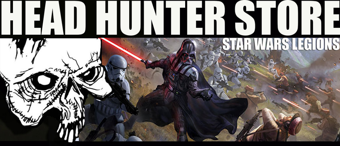 Head Hunter Store Comic Book Action Figures and Collectibles