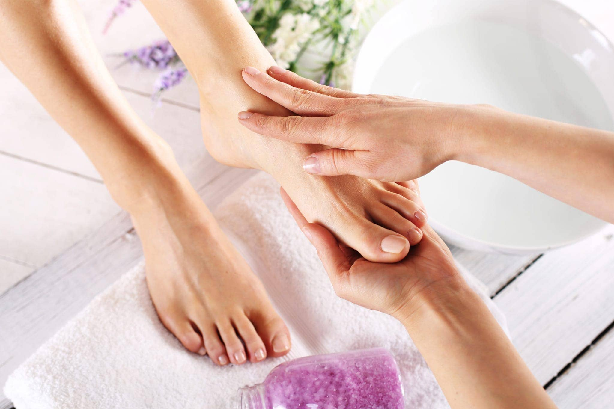 Pedicure Salon Pedicure Headliners Salon Spa