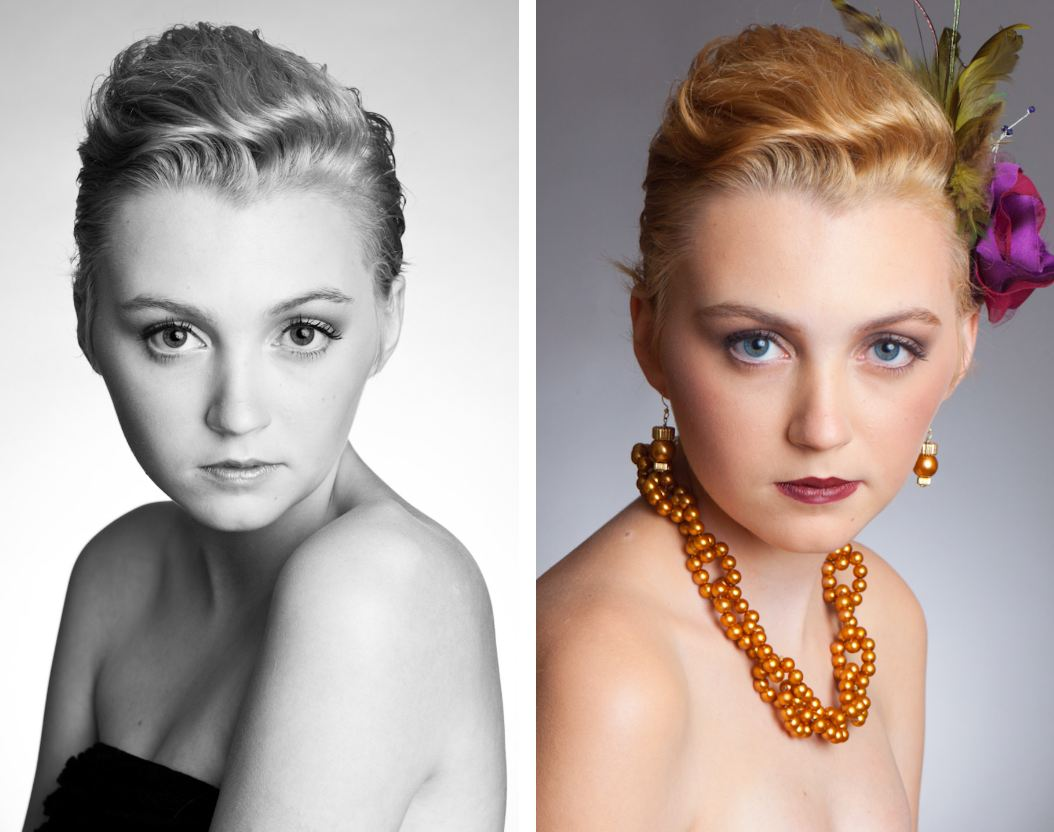 model portfolio photographer charleston sc