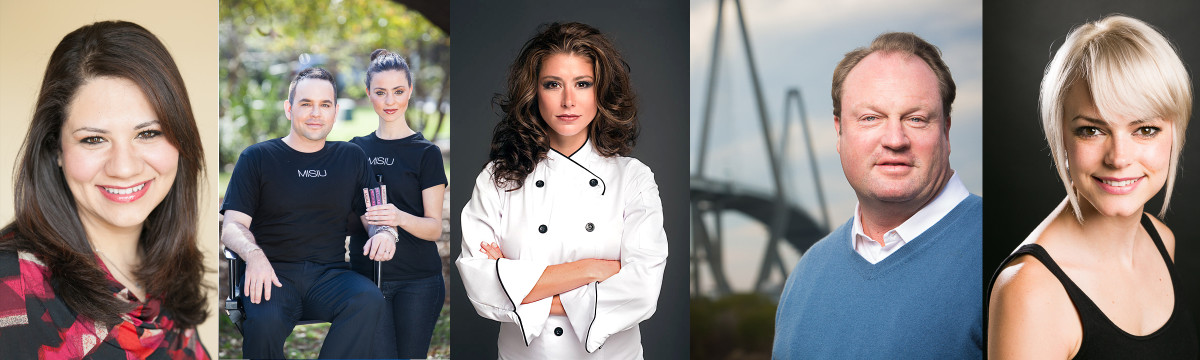 Business and Corporate Headshots and Portratits