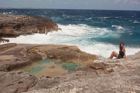 Queen's Bath Elethera Bahamas (1)