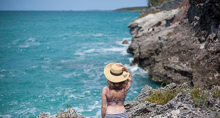 rock shore