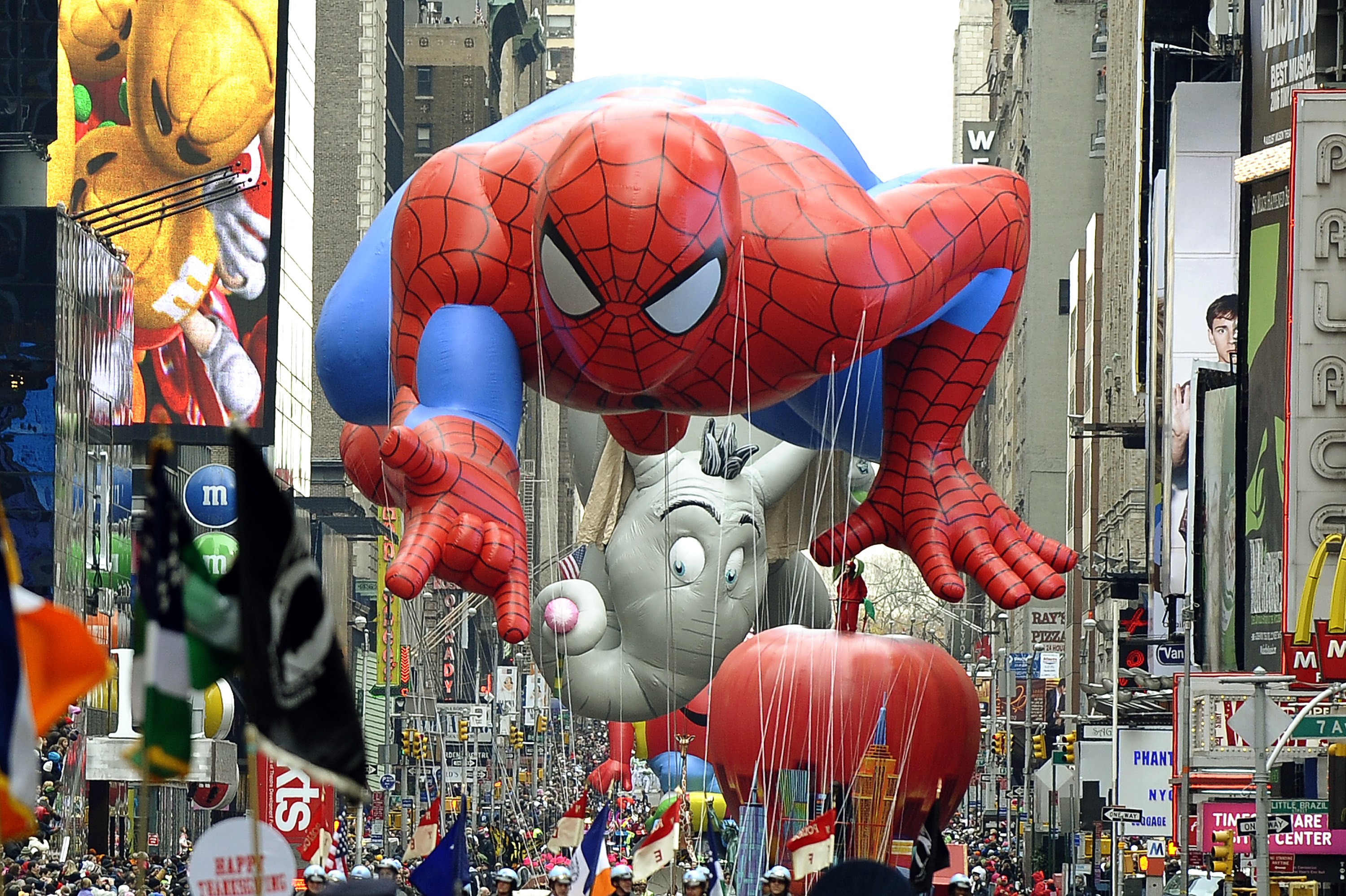 Hd Tune Up Cars Wallpaper Read These 10 Thanksgiving Parade Fun Facts Heads Up By