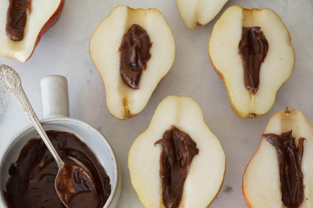 pears for roasting - Healing Family Eats