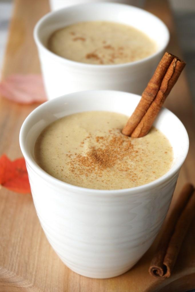 maple pumpkin collagen shake {AIP}