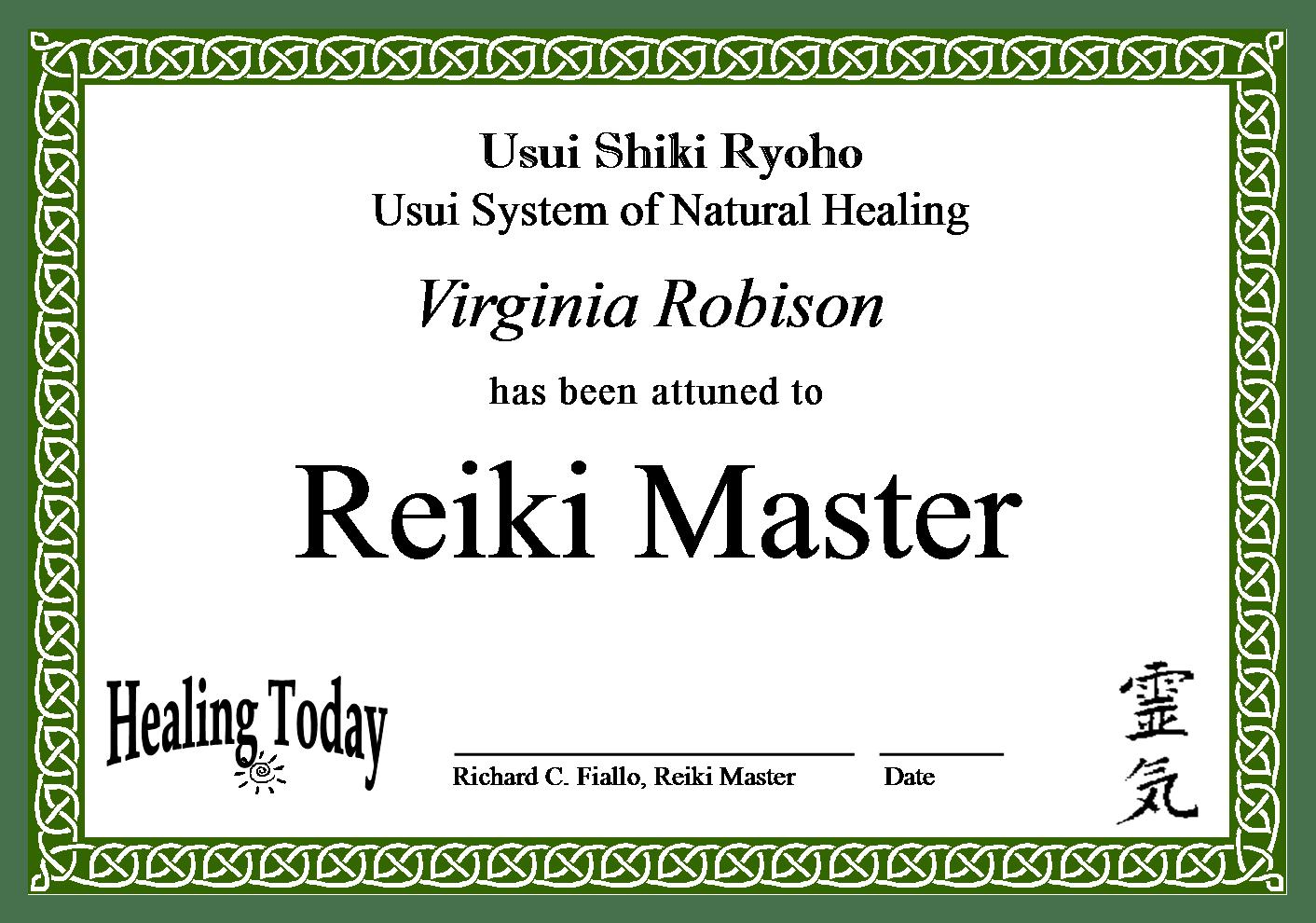 Reiki certificates download free passionative reiki certificates download free buycottarizona Images