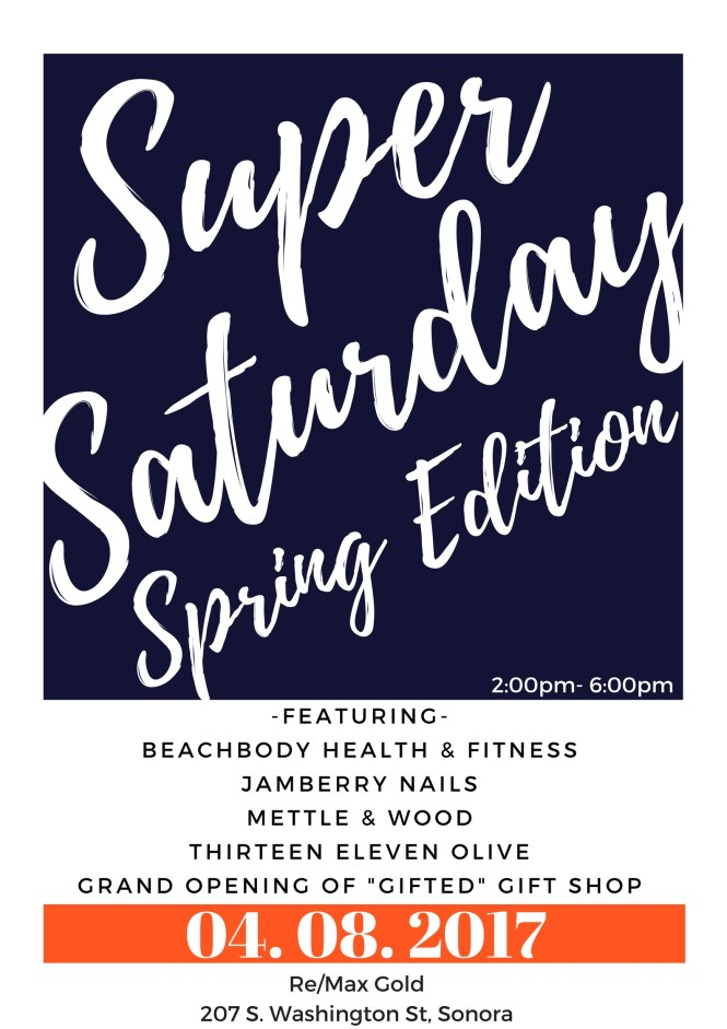 Super Saturday (2)