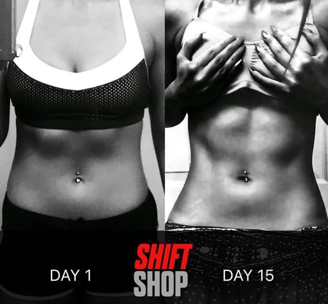 Shift Shop T