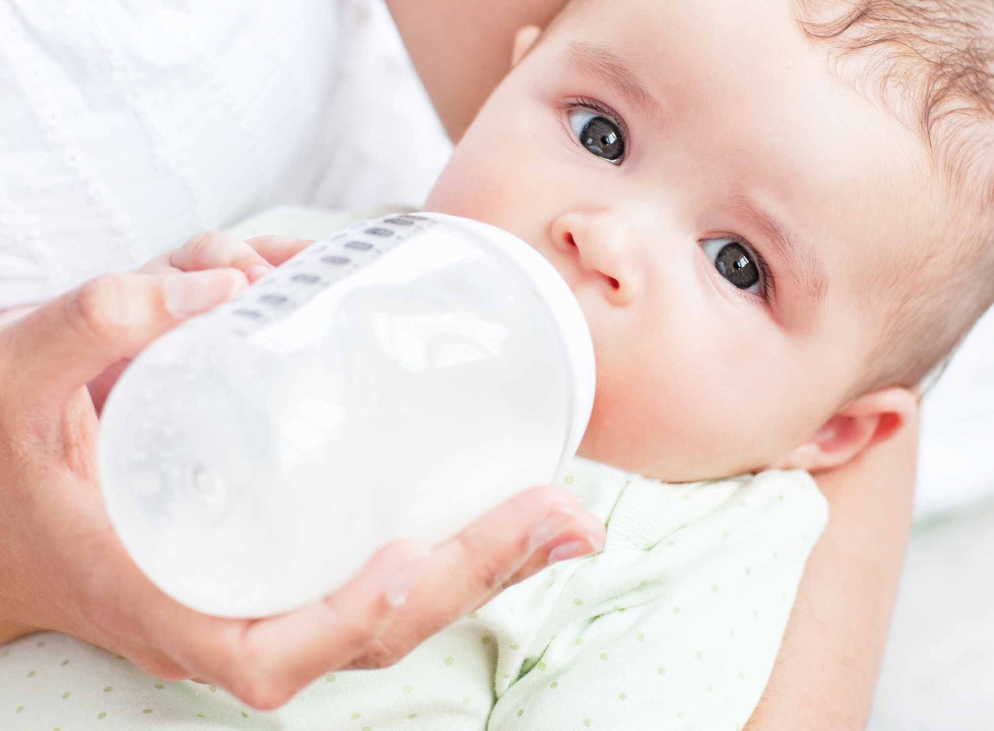 Baby Only Likes Ready Made Formula What To Do When Your Baby Can T Tolerate Regular Formula