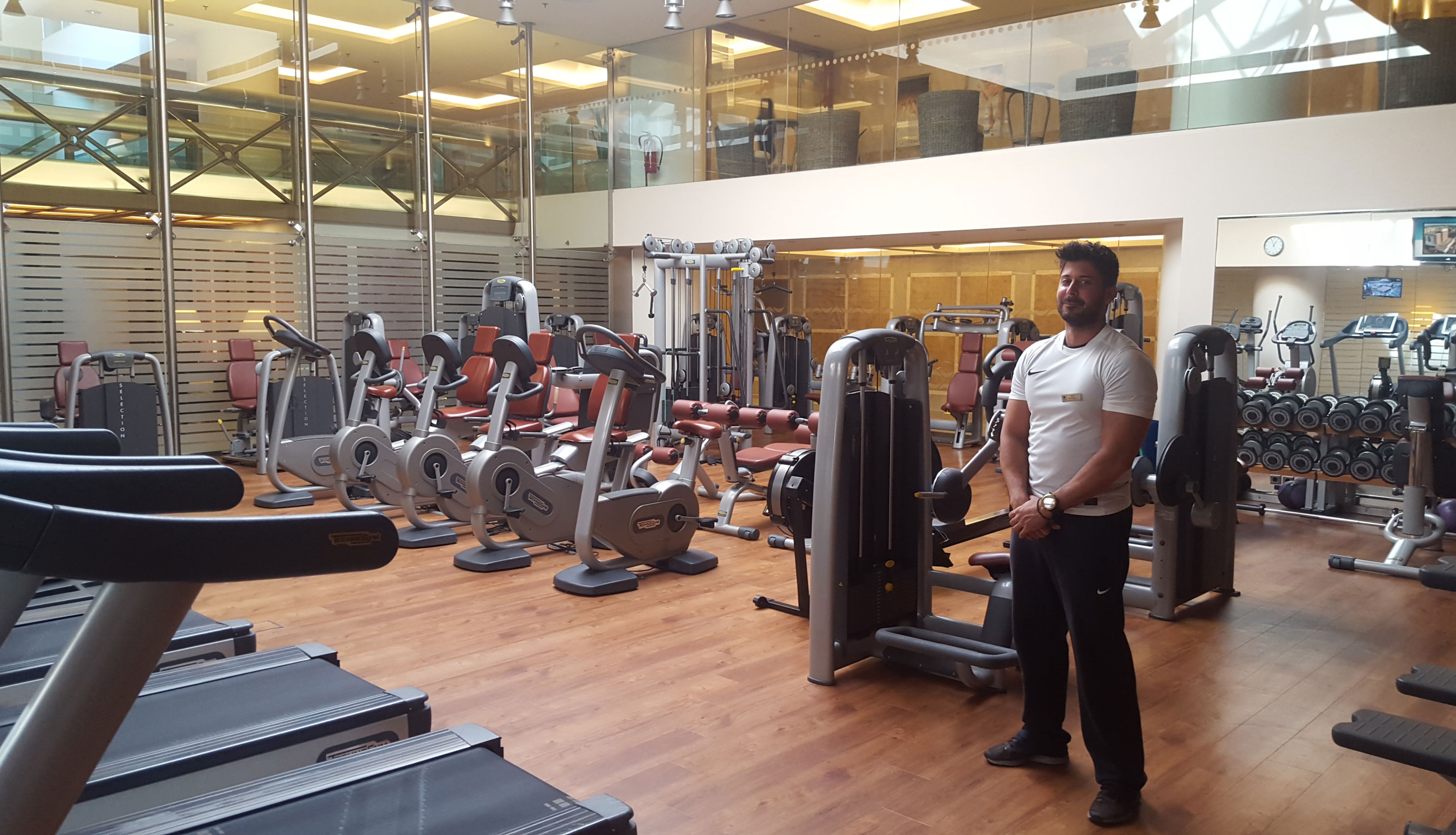 Divani Palace Acropolis Gym Jessicas Review Of Divani Apollon Palace And Thalasso
