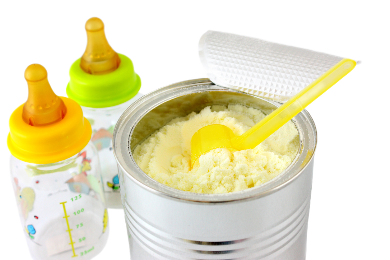 Baby Only Likes Ready Made Formula Infant Formula Mixing It Right Is Crucial Health Beat