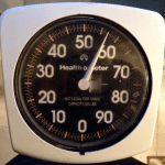 Jennifer's starting weight for the #RESETChallenge