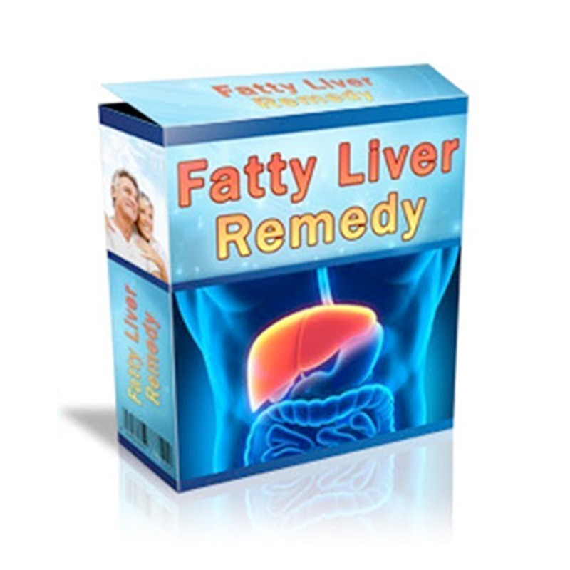 Fatty Liver Remedy - Reverse Fatty Liver