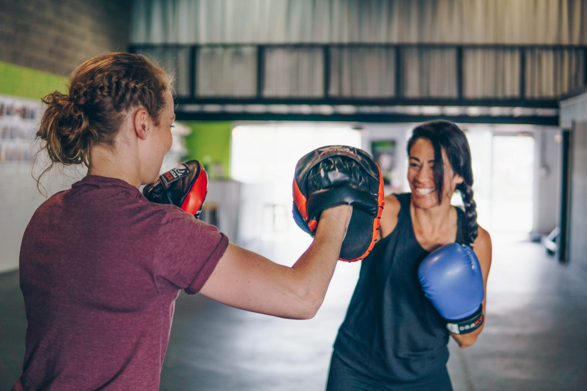 aerobic home workout, Aerobic Home Workout: the Joys of Boxing
