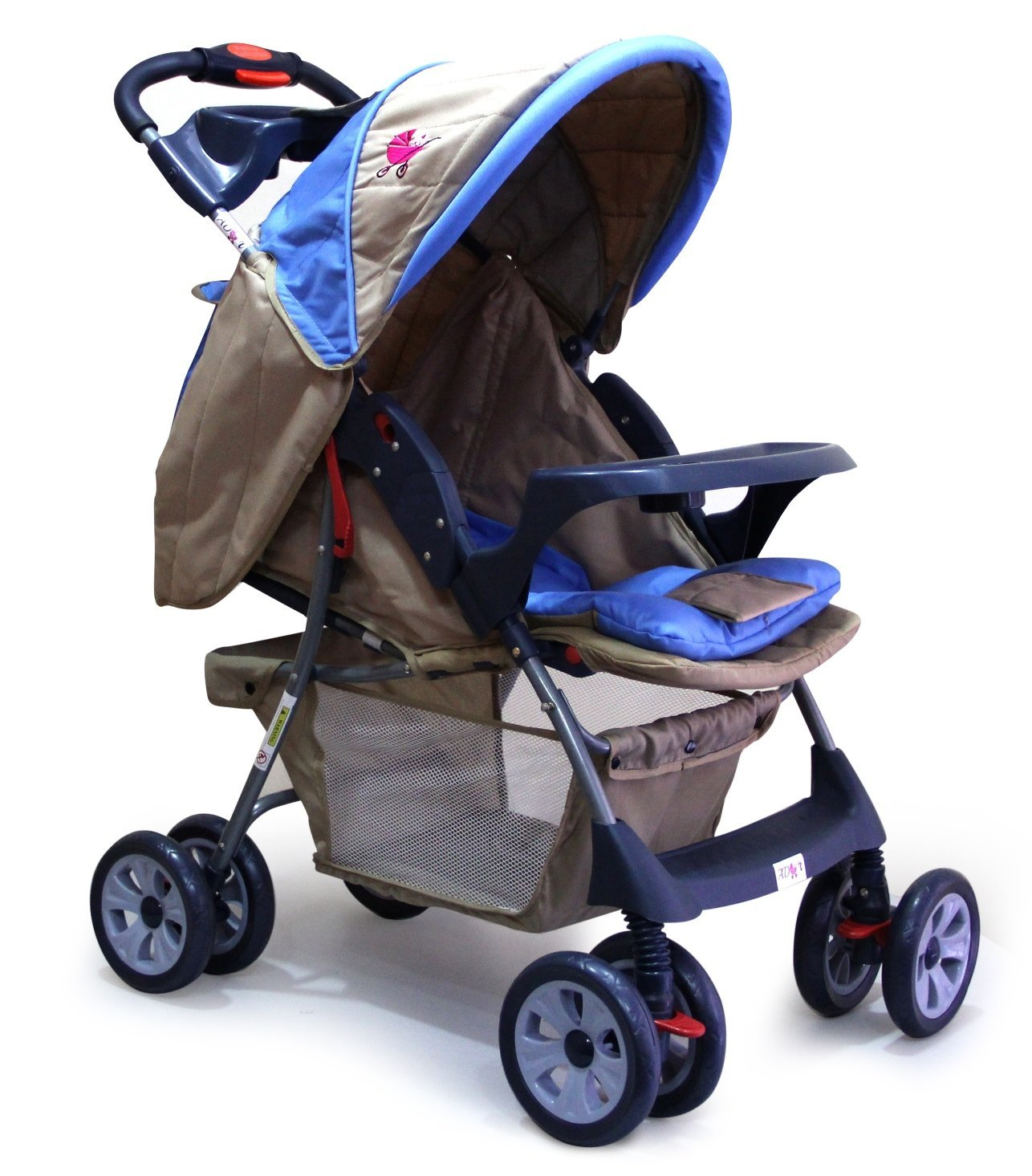Toddler Stroller India Compare Buy Ador Convenio Baby Stroller 44 Sky Blue Online In India At Best Price Healthgenie In