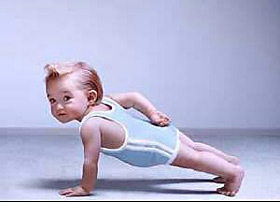babypushup 1,000,000,001 Different Ways to Train your Chest