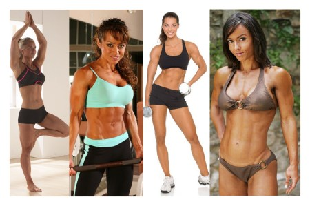 fitness competitors Tabata Training 101