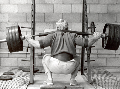 dave draper squat 1,000,000,001 Different Ways to Squat