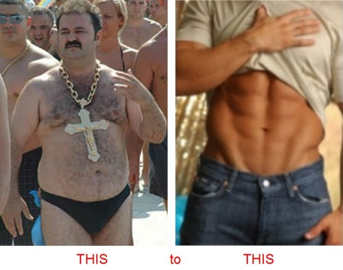 fat to fit The Lazy Mans Guide to Getting Ripped