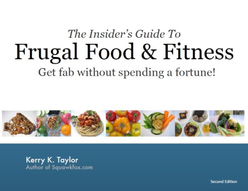 frugal food and fitness Get Fit and Save Money