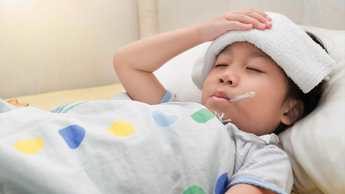 Newborn Infant With Fever Common Infant Problems And Conditions