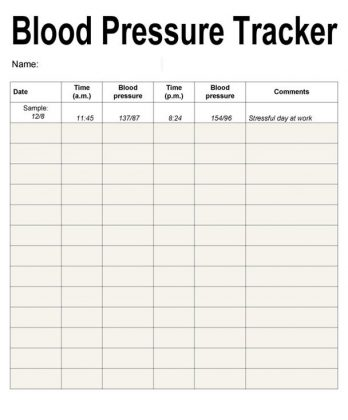 blood-pressure-chart-log-88-348x420jpg - Heart Rate Chart Template