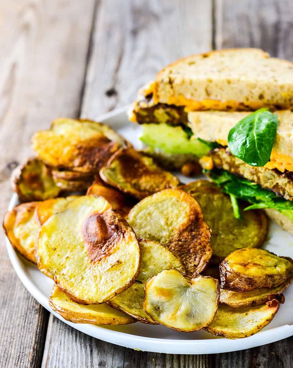 Fullsize Of Low Calorie Chips