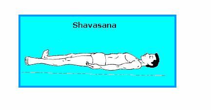 SHAVASANA